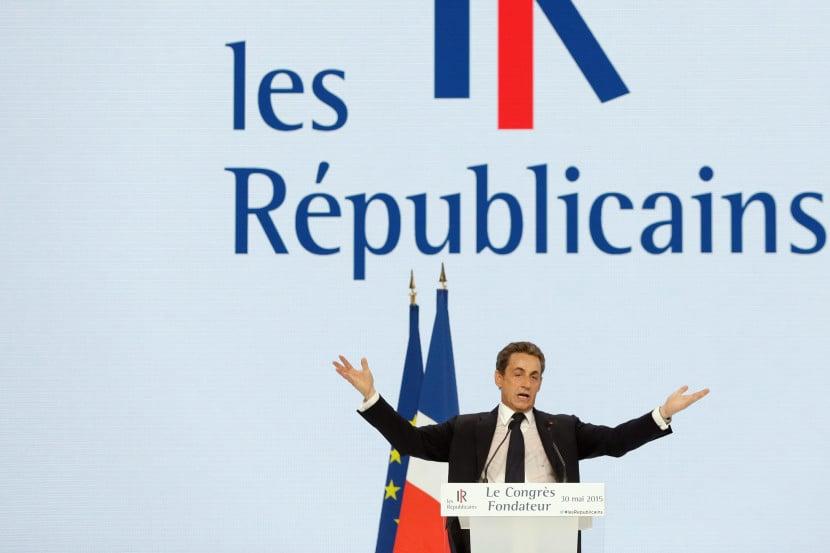 Sarkozy stvoril zo svojej strany Republikánov, v roku 2017 sa chce vrátiť k moci