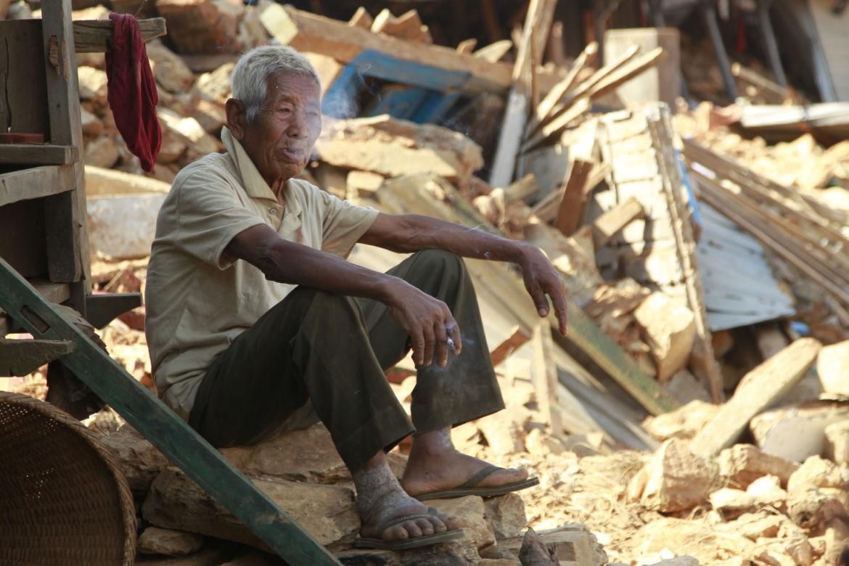 Obyvatelia počas zemetrasenia stratili všetko