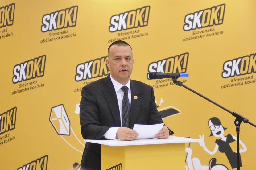 V NR SR neexistuje reálna sila, ktorá by bránila slobody občanov, tvrdí Miškov