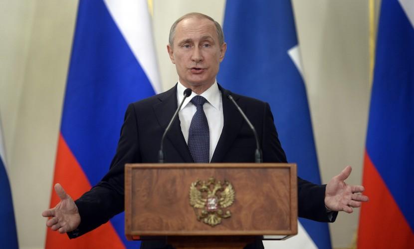 Ruský parlament schválil Putinovi oprávnenie vyslať vojenské sily do Sýrie