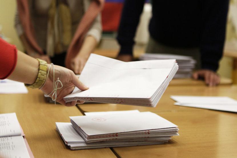 Do parlamentu by sa dostalo päť strán, voľby by vyhral Smer