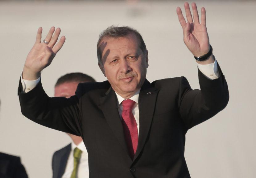 Erdogan varoval Rusko pred  narušovaním vzdušného priestoru