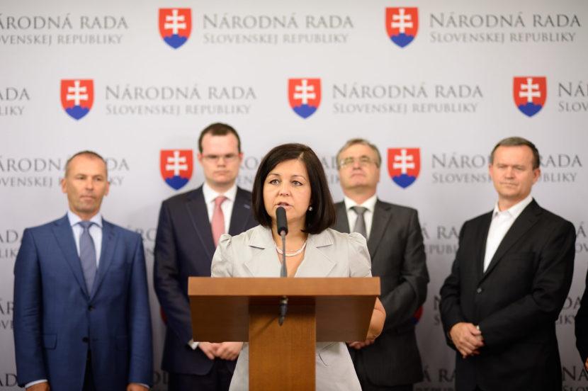 OĽaNO trvá na navrhnutí kandidáta na župana v Žilinskom kraji