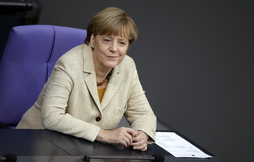 Nemecko: Merkelová vyzvala na ukončenie násilia na Blízkom východe