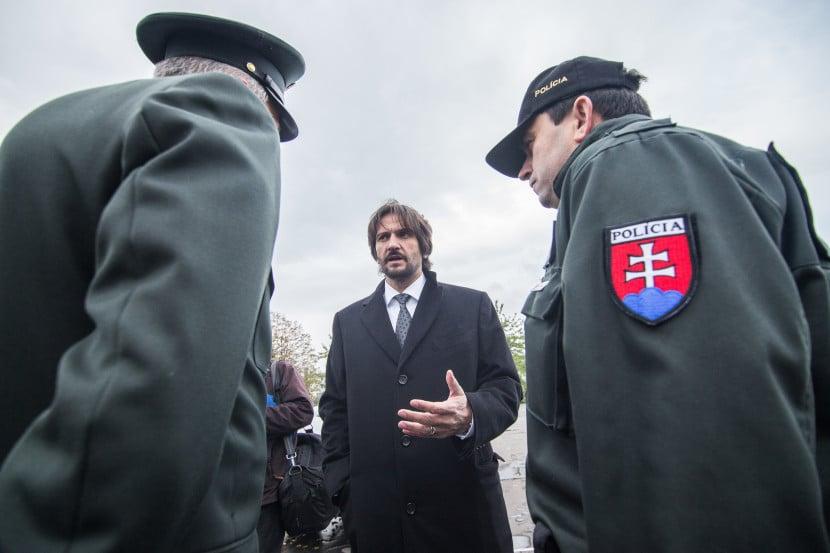 Sme pripravení pomôcť Slovinsku s ochranou hraníc, povedal Kaliňák