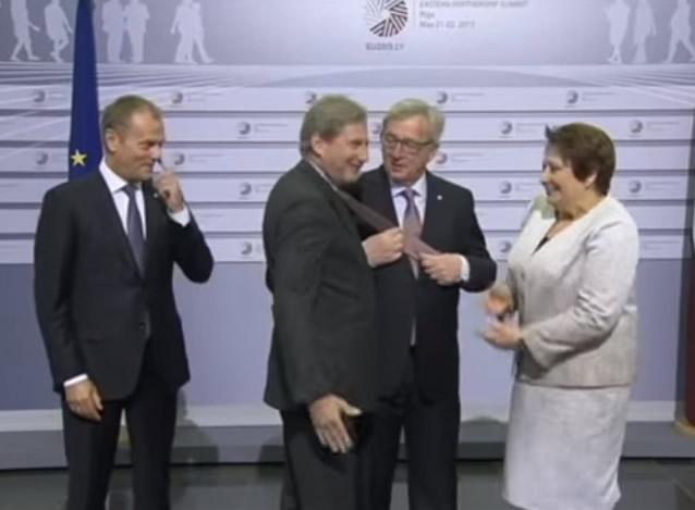 Prezident Európskej komisie pod parou: Hlavy štátov dostal do pomykova