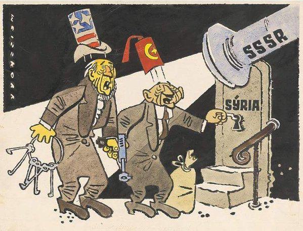 VTIP DŇA: Propaganda v bývalej ČSR pracovala na plné obrátky