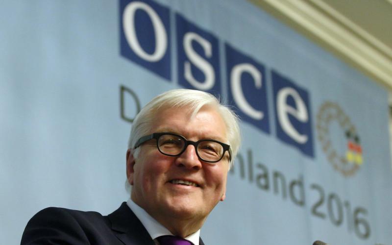 Nový prezident Nemecka sa dnes ujal funkcie