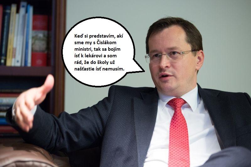 VTIP DŇA: Obavy pána ministra
