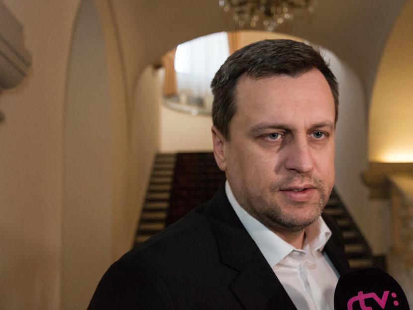Šéf národniarov Danko pripúšťa, že vezme post predsedu NR SR