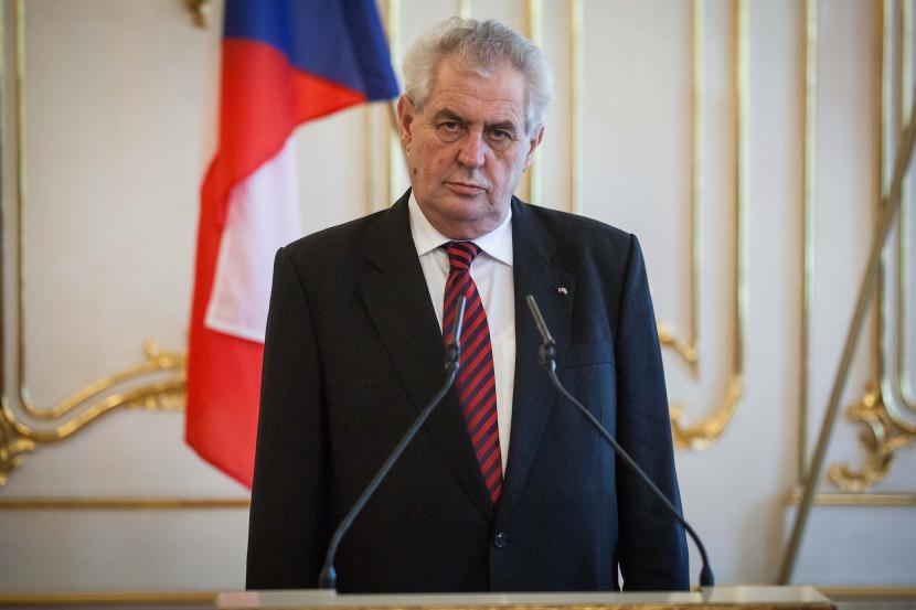 Chce byť znovu prezidentom. Zeman asi opäť zabojuje o Pražský hrad