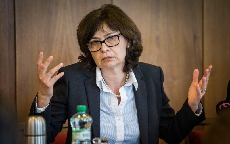 Žitňanská kritizovala kotlebovcov: Nehliadkujú, len sa vozia vo vlakoch