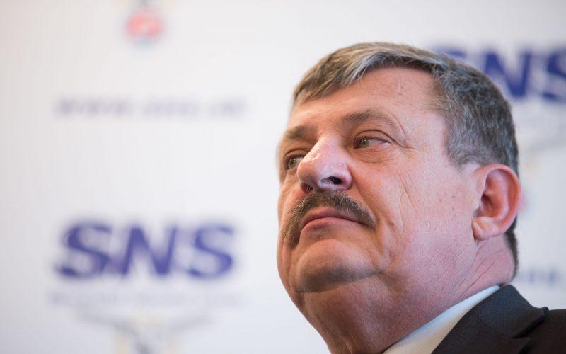Hrnko nevylúčil, že SNS bude žiadať odchod ministerky Žitňanskej