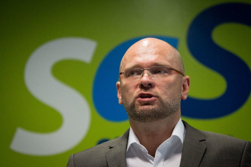Slováci potrebujú vo vláde novú energiu, tvrdí Sulík