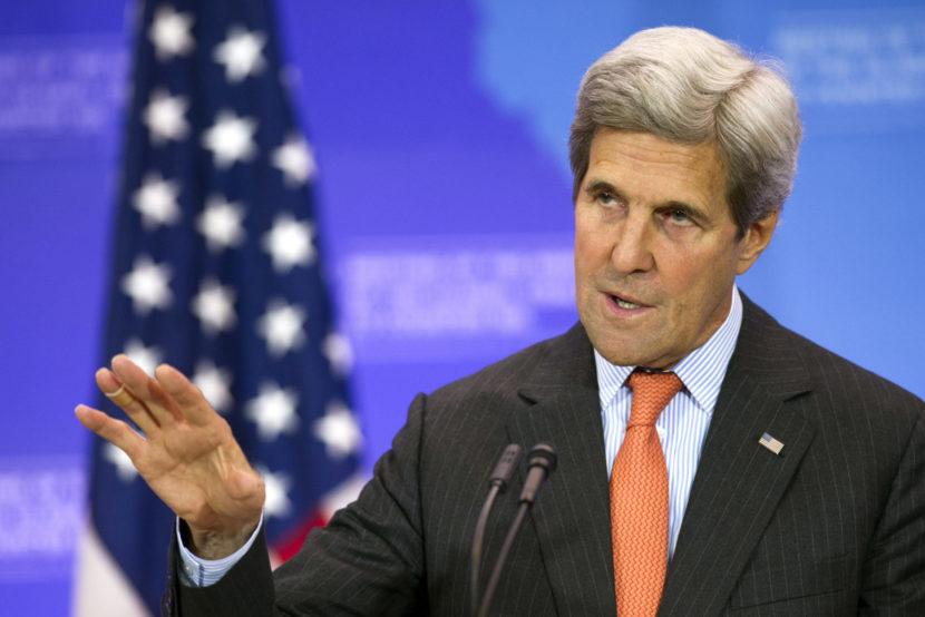 Kerry zagratuloval Slovenskej republike k výročiu prijatia ústavy