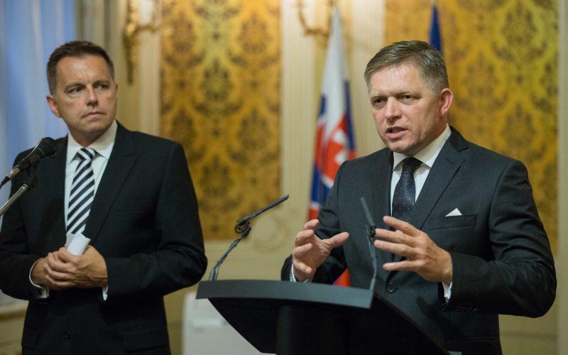 Slovensku sa darí. Je to výsledok rovnovážnej politiky, tvrdí Fico
