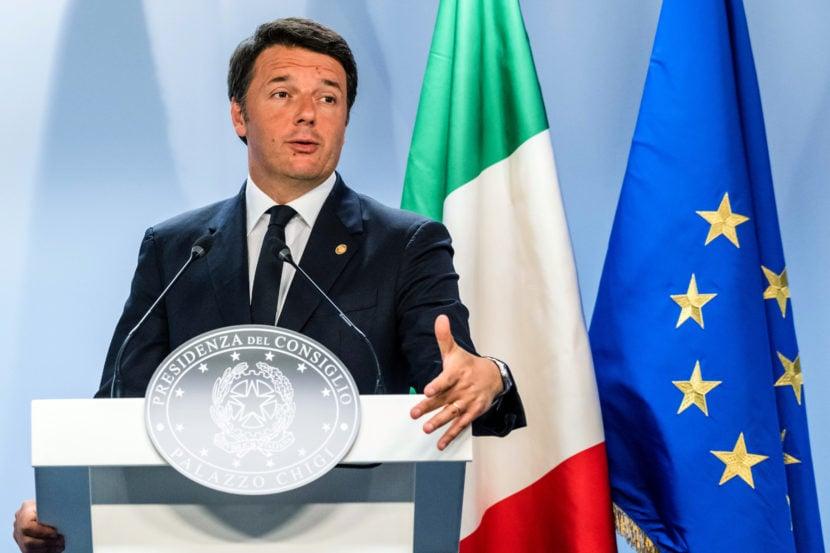 Taliansky premiér sa veľmi neukázal: Veď jemu vôbec nie je rozumieť!
