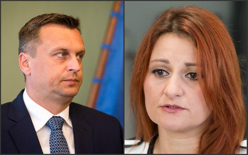 Dankov rokovák finišuje divadielkom v parlamente: Hádky a Blahová v akcii