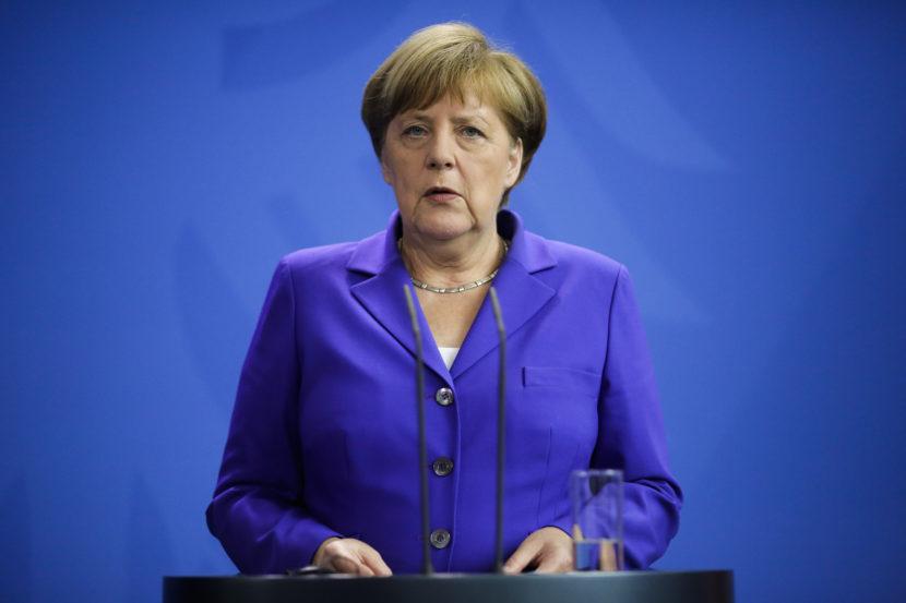 Merkelová je favoritom v súčasných parlamentných voľbách