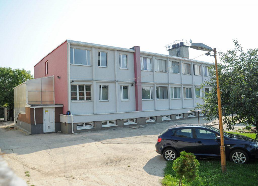 Budova Čistého dňa sa mení na centrum sociálnych služieb   Glob.sk