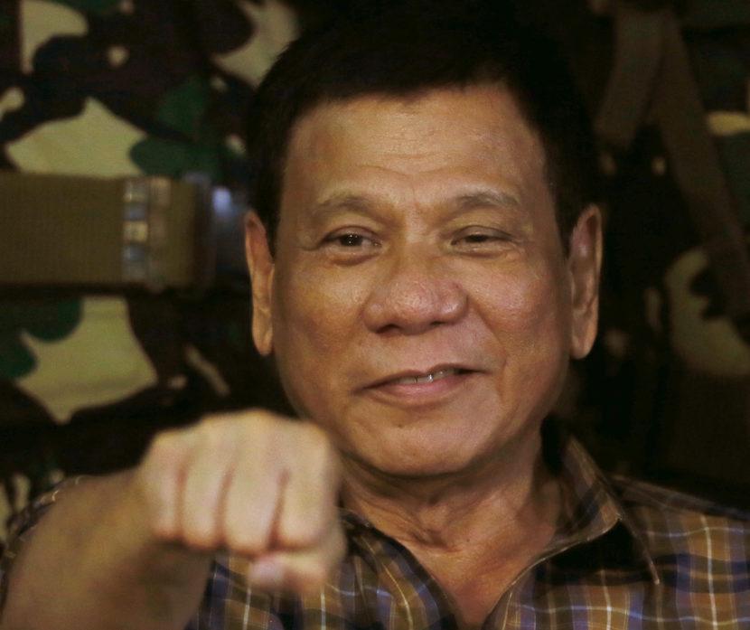 Filipínsky prezident – novodobý Hitler? Jeho výrok zaráža svet