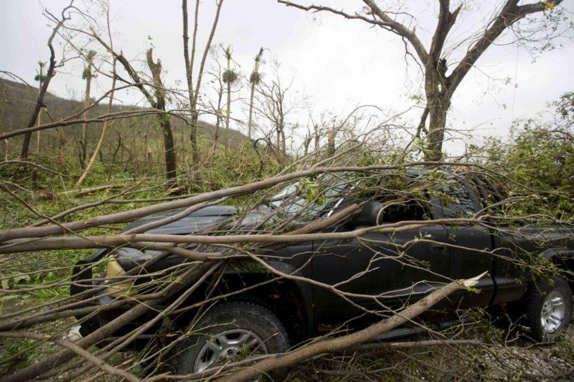 FOTO Hurikán Matthew úradoval, na Haiti si vyžiadal životy 264 ľudí