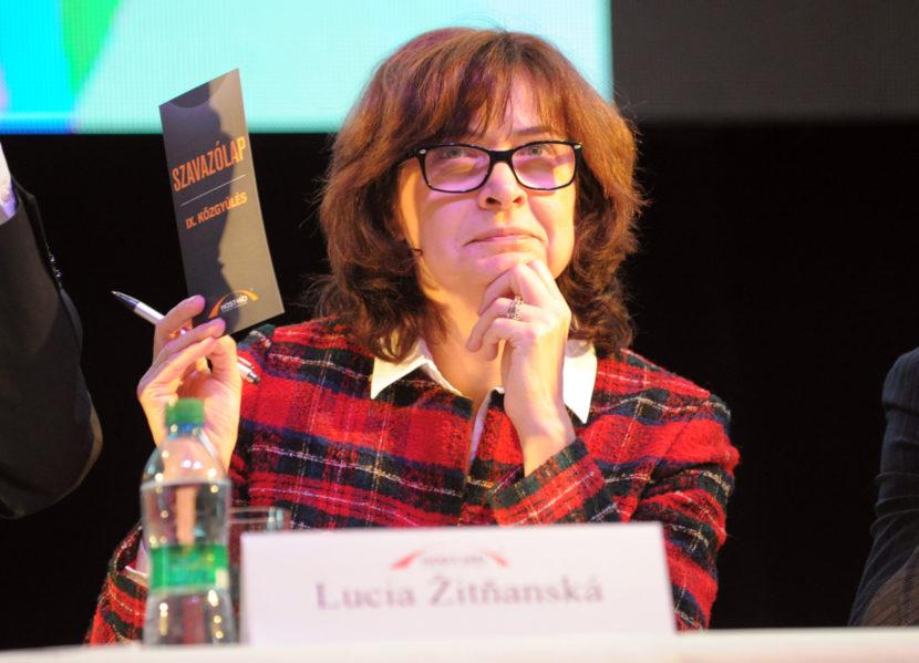 Žitňanská kritizovala Fica. Prekážajú jej výroky na adresu novinárov