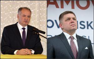 Slováci ukázali, komu najviac dôverujú: Kiska vedie, Fico sa prepadol