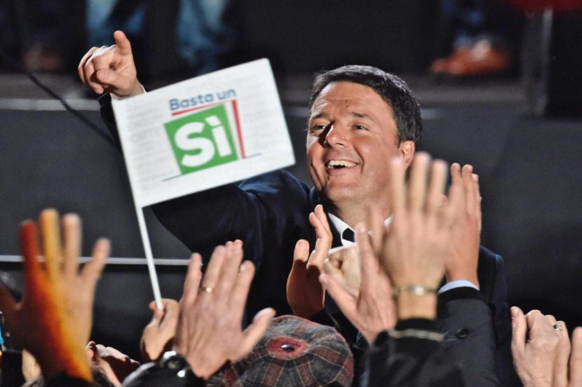 V Taliansku sa rozhodne o osude ústavy