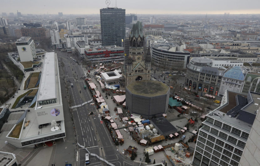 Ďalší podozrivý z útoku v Berlíne. Nemci pátrajú po Tunisanovi