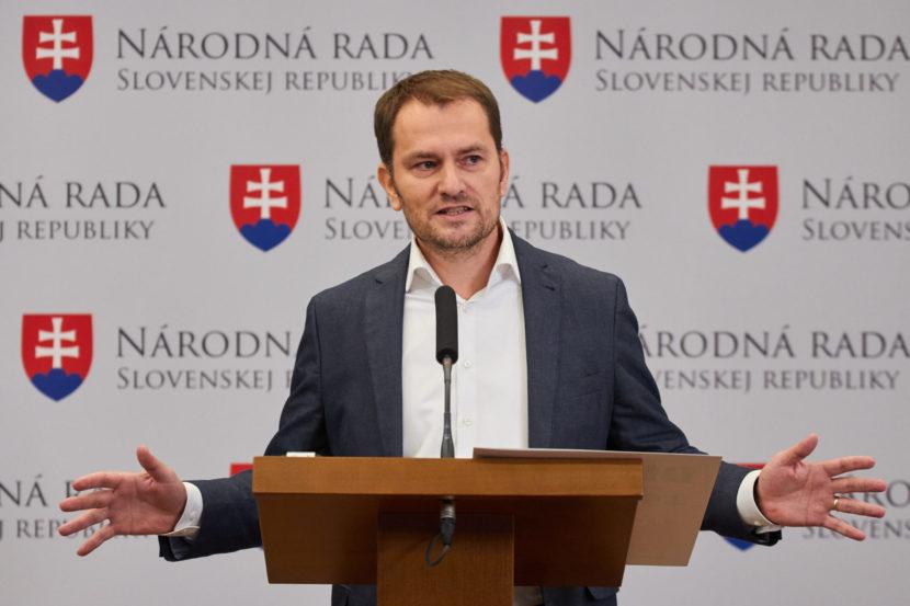 Želanie Igora Matoviča: Nedovoľme vláde kradnúť!