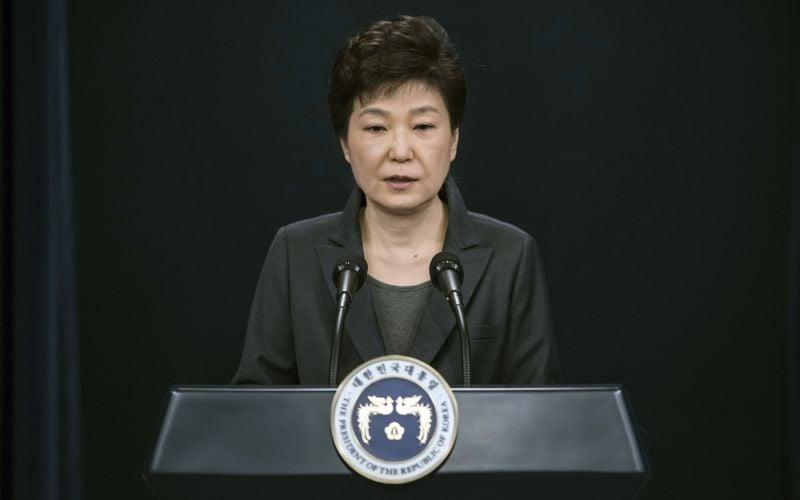 Koniec juhokórejskej prezidentky. Ústavný súd potvrdil jej odvolanie