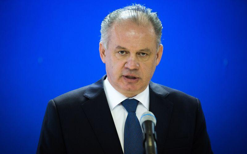 Prezident Kiska kritizoval: Ozbrojené sily nie sú v dobrej forme!