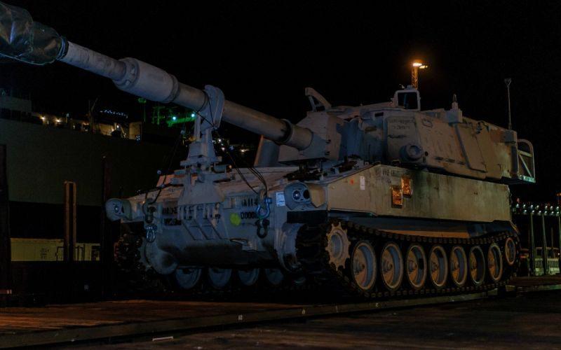 Veľký presun americkej armády v Európe: Tisícky vojakov a tankov v Poľsku!