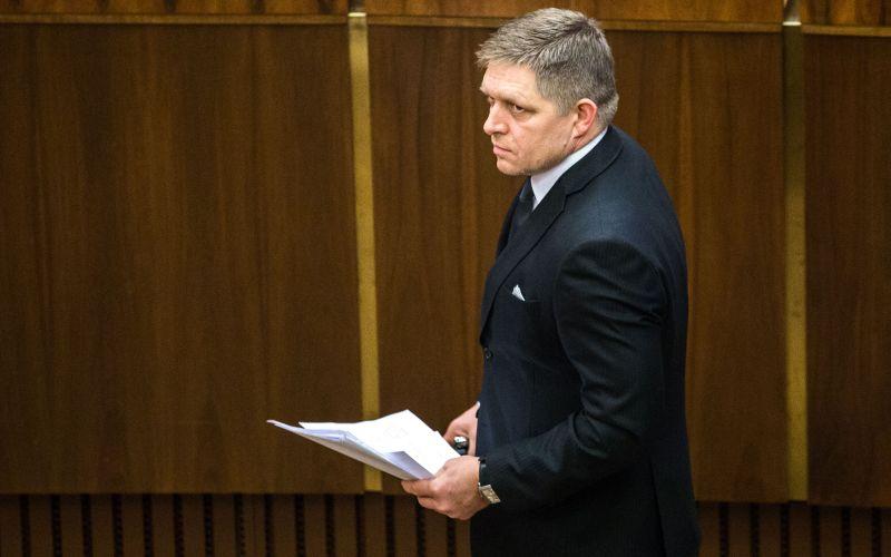 Fico odporúča nové vedenie RTVS: V pléne sa pustil aj do Kollára