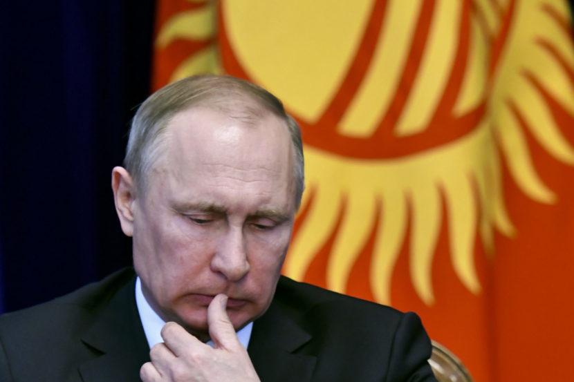 Tichá vojna. Rusi rušia americkým diplomatom parkovacie miesta