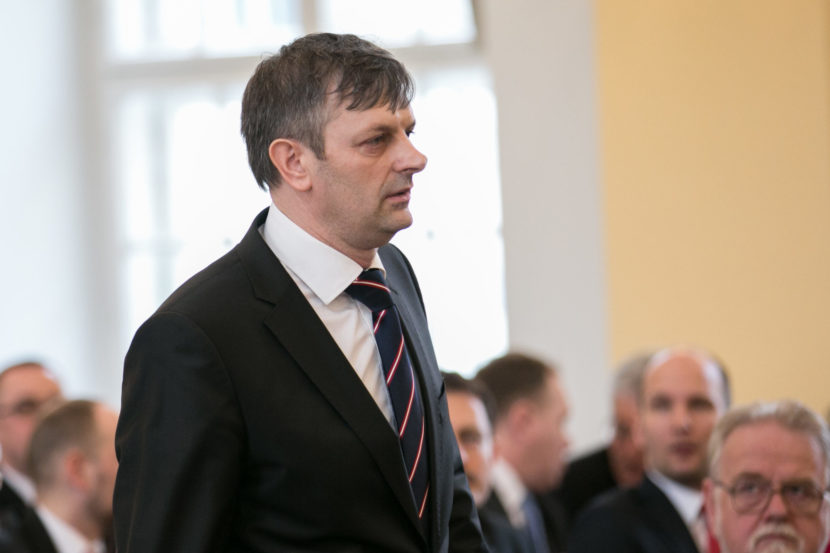 Bude Janckulík z Mostu kandidovať na župana? Podporu mu núka KDH