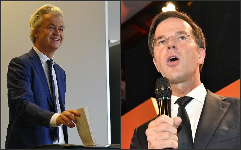 FOTO Vtipná situácia z holandských volieb: Všimli si to aj Američania, ako nočná mora!