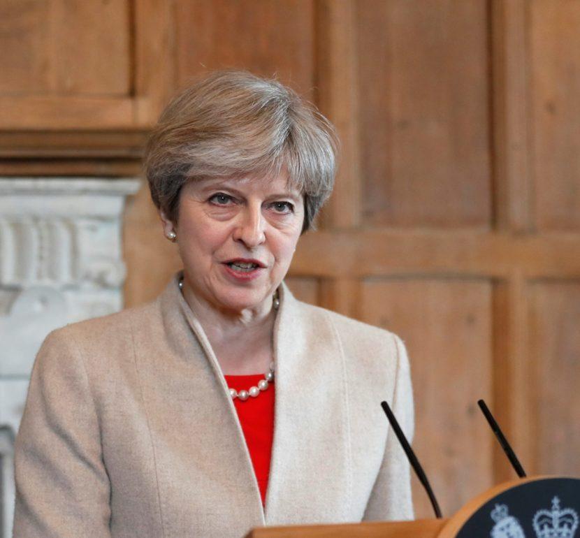 Mayová odporuje stratégii EÚ, obchodný vzťah chce riešiť hneď