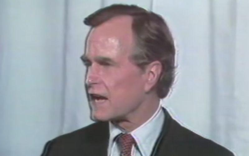 Bush proti Reaganovi: Takýto bol názor na imigrantov kedysi