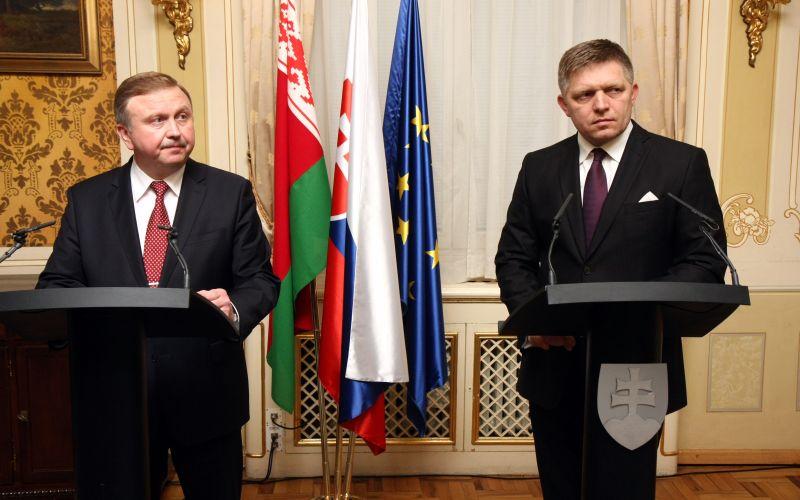 Bielorusko môže byť pre Slovensko mostom do Eurázie, tvrdí Fico