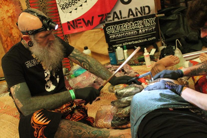 Tattoo Show v Prešove: Milovníci tetovania si prišli na svoje