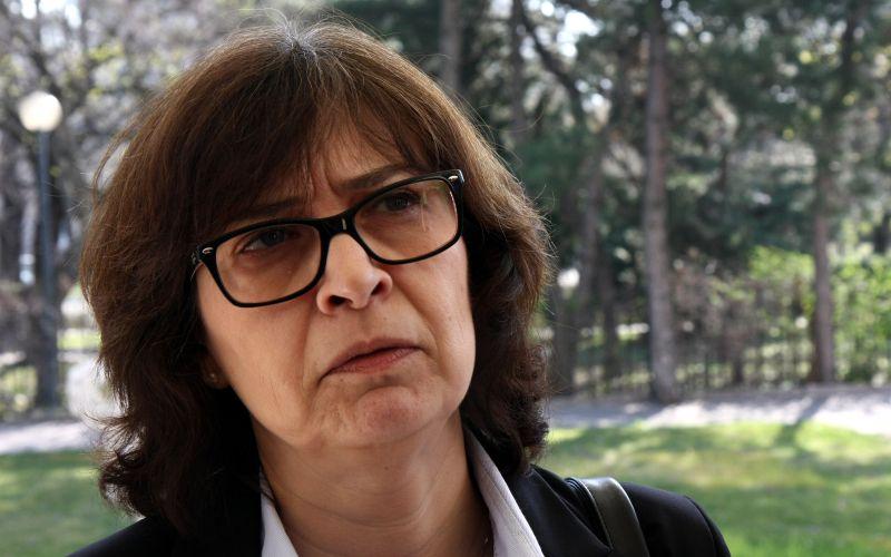 Žitňanská o proteste proti korupcii: Toto teší ministerku spravodlivosti