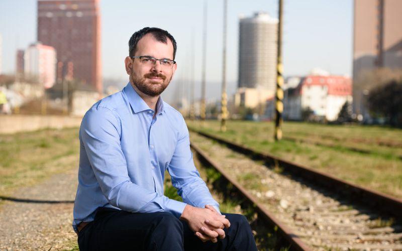 Známy občiansky aktivista chce šéfovať bratislavskému Novému Mestu