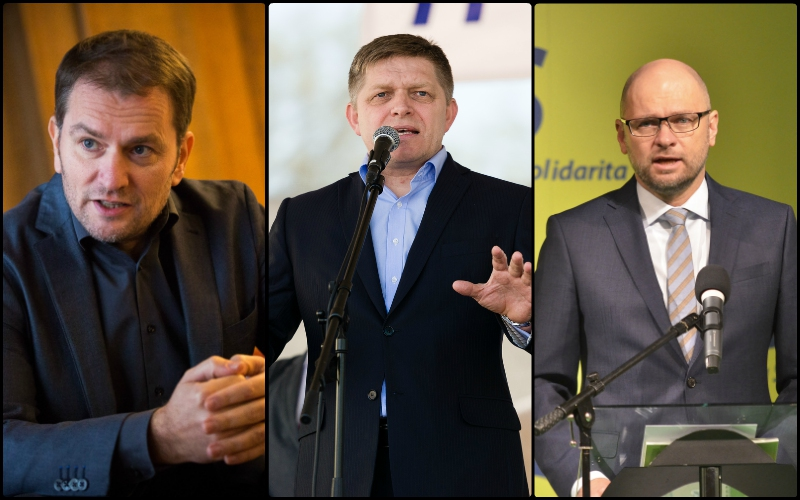 Výroky, za ktoré by sa mali hanbiť: Bude Homofóbom roka Fico, Matovič či Sulík?