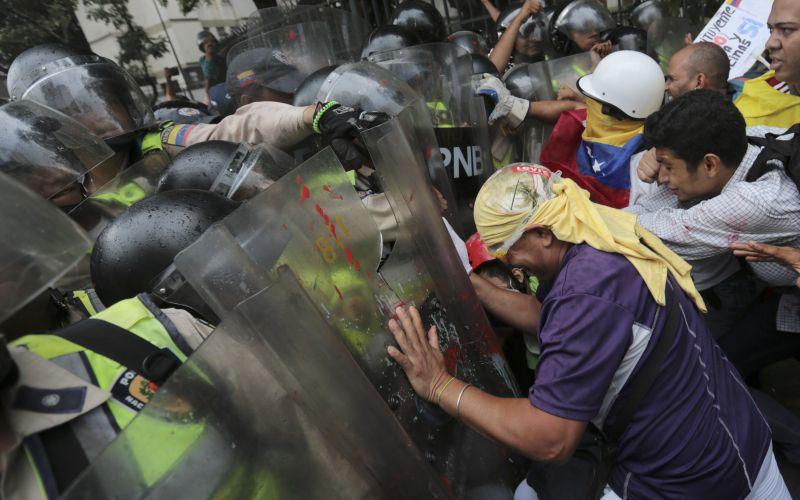 Kriticka situácia vo Venezuele. Počet obetí protestov stúpol na 42