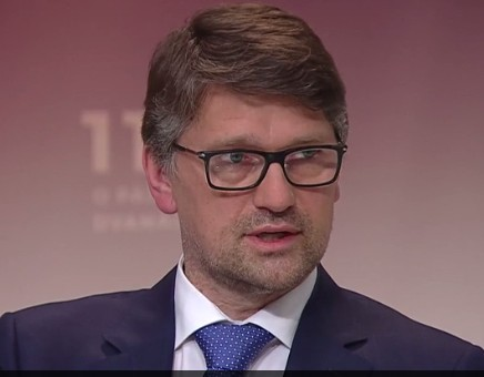 Tlak, aký je na ministra Kaliňáka, by som nevydržal, tvrdí Maďarič