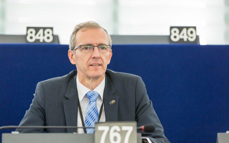 Budúcnosť Európy vidím ako úniu slobodných členských štátov, tvrdí Štefanec