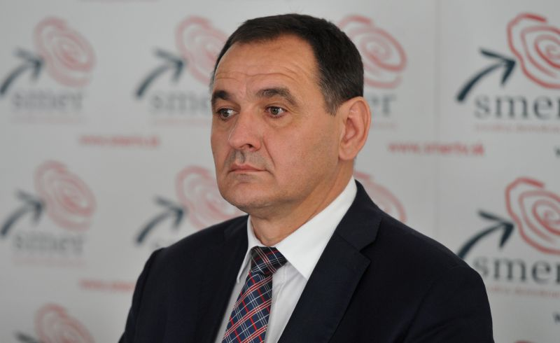 Kandidátom Smeru na post predsedu PSK je opäť Peter Chudík
