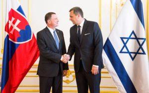 Danko navštívil Múzeum holokaustu so šéfom izraelského Knessetu